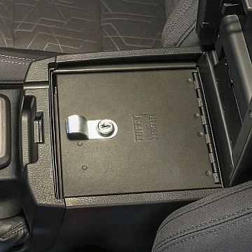 <p><em>Image of Toyota Tacoma Security Console courtesy of Tuffy Security Products</em></p>