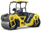 BOMAG BW141AD-5 tandem vibratory roller