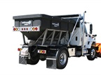 Buyers Products' SaltDogg SHPE6000 salt spreader