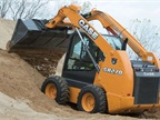 Case SR270 skid steer. Photo courtesy of Case