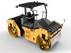Caterpillar CB54B roller