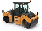 <p>Case Construction Equipment's DV210CD. <em>Photo courtesy of Case Construction Equipment</em></p>