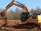 Photo of CX160D courtesy of Case Construction