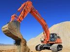 Doosan DX490LC-3 excavator