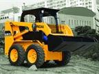 Hyundai HSL650-7A skid-steer loader