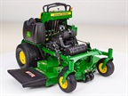 Pictured is the John Deere  652R MOD model.