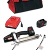 Snap-on's 18-volt cordless grease gun (CGG4850)
