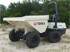 Site dumpers such as the Terex TA3 can be used in upkeep of public properties such as parks, golf courses and cemeteries.