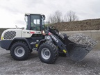 Terex TL120 wheel loader Photo courtesy of Terex
