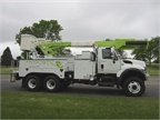 Terex Utilities new SCM48, SCM50 and SCM55 overcenter material handling models
