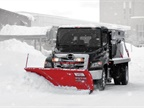 Photo of Pro Plus HD Straight Blade Plow courtesy of Western
