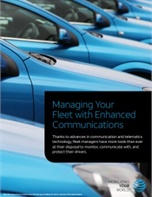 Managing Your Fleet with Enhanced Communications
